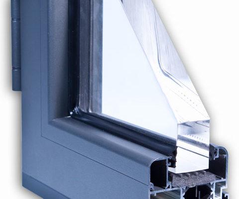 Finestra in Alluminio - Scardovi